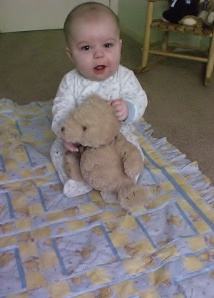 Zachary.Winnie Pooh quilt (540x720)