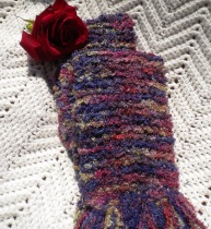 knitted-chennile-scarf