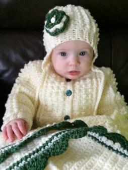 CustomOrder.IrishKnitSweater w Matching Blanket 11.12.14 (602x800)