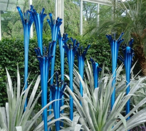 Chihuly.Garden Blue Fiori.pammy