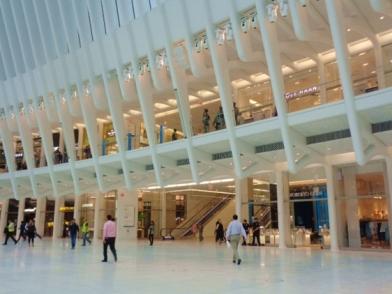 WorldTradeCenter.FreedomTower. Inside.Shops. 8.7.17