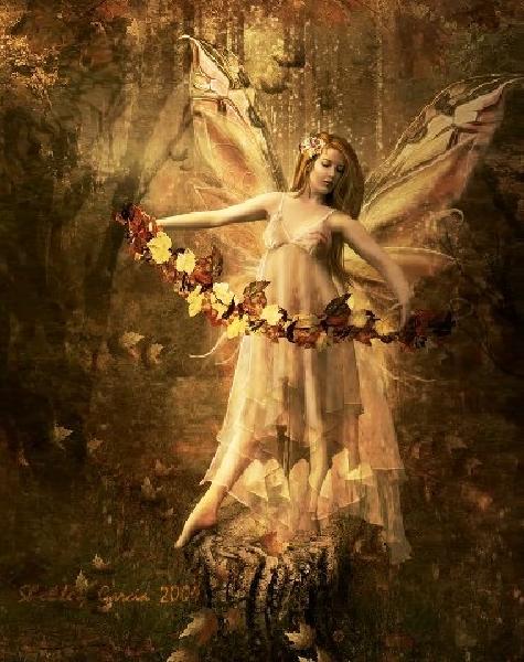 Autumn Fairy 9.22.17