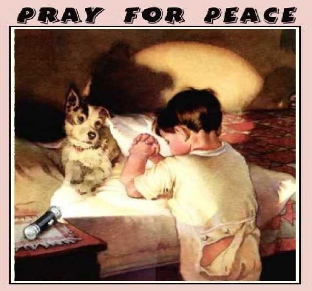 Pray for Peace 2.1.17