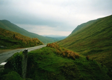 Ireland. Pic from Mary