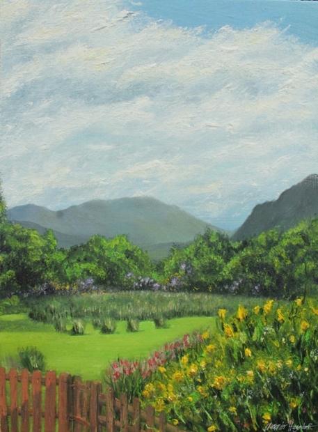 StPatrick.PaintingsinFrames.IrishLandscape 1.23.18
