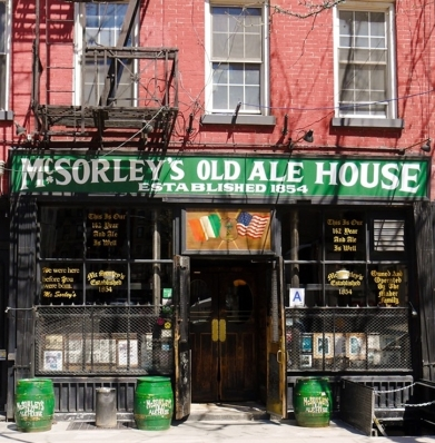 McSorleys-Old-Ale-House.Front View. 3.15.18
