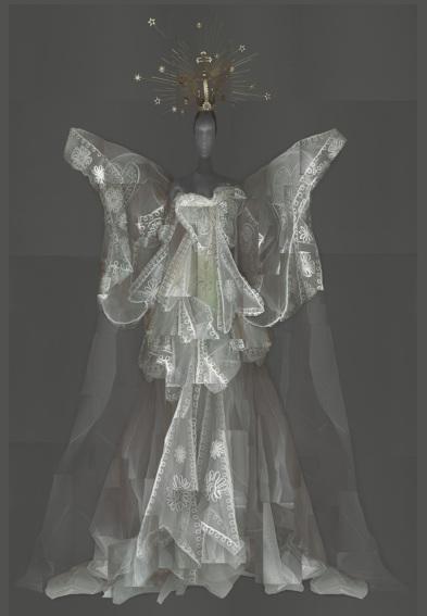 Moma.HeavenlyBodies.HouseofDior.Galliano.EveningEnsemble -.Angel