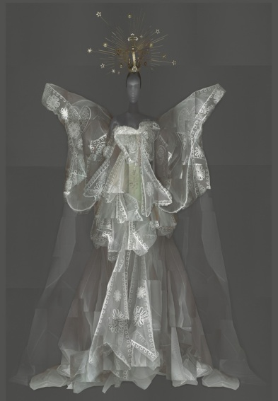 Moma.HeavenlyBodies.HouseofDior.Galliano.EveningEnsemble -.Angel